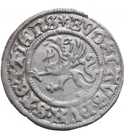 Pomorze, Bogusław X 1478-1523. Szeląg 1502, Szczecin