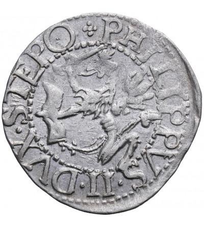 Pomorze, Filip II 1606-1618. Grosz (1/24 talara) 1617, Szczecin