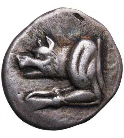ARGOLIS. Argos. AR Hemidrachm, Circa 90-40 BC