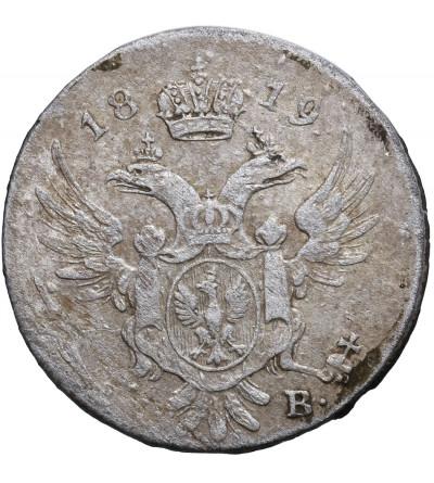 Poland, Congress Kingdom of Poland. 5 Groszy 1819 IB, Warsaw mint, Alexander I