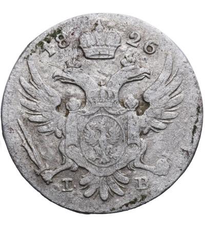 Polska, Królestwo Kongresowe. 5 groszy 1826 IB, Warszawa, Mikołaj I