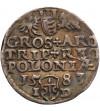 Polska, Stefan Batory. Trojak (3 grosze) 1583 ID, Olkusz