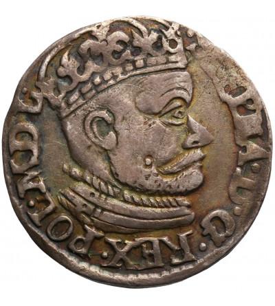 Poland, Stephan Bathory. Trojak (3 Grosze) 1583 ID, Olkusz mint
