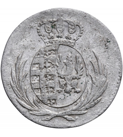 Poland. Grand Duchy of Warsaw, 5 Groszy 1811 IS, Warsaw mint