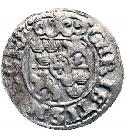 Livonia, szwedzka okupacja. Półtorak (1/24 talara) 1648, Krystyna