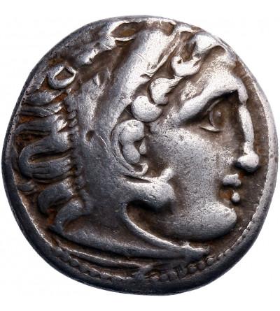 Grecja. Macedonia. Philip III Arrhidaios 323-217 p.n.e., AR Drachma ok. 322-319 p.n.e., Kolofon (Kolophon)