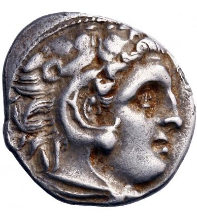 Grecja. Macedonia. AR Drachma ok. 320-305 p.n.e., Kolofon (Kolophon), Antigonos I Monophthalmos
