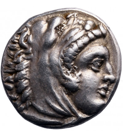 Kingdom of Macedon, Philip III Arrhidaios. AR Drachm ca. 322-319/8 BC, Sardes
