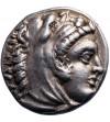 Kingdom of Macedon, Philip III Arrhidaios. AR Drachm ca. 322-319/8 BC, Sardes