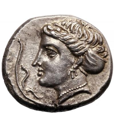 Grecja. Synopa (Sinope). AR Drachma ok. 330 - 300 p.n.e.