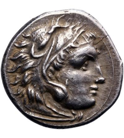 Grecja. Macedonia, Antigonos I Monophthalmos. AR Drachma ok. 320-305 p.n.e., Magnesia