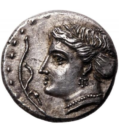 Synopa ( Sinope ). AR Drachma ok. 330-300 p.n.e.