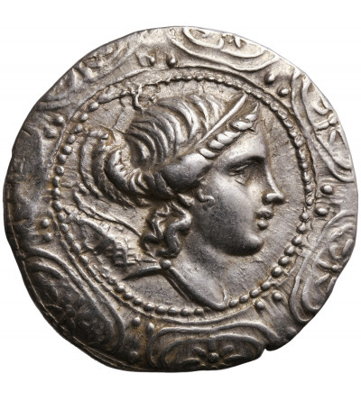 Grecja. Macedonia, panowanie rzymskie. AR Tetradrachma ok. 167-49 p.n.e., Amfipolis