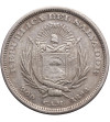 El Salvador Peso 1893 C.A.M., Columbus