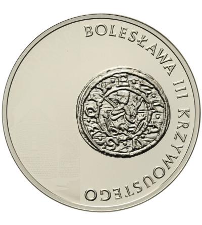 Polska 10 złotych 2014, Historia Monety Polskiej - Denar Bolesława Krzywoustego