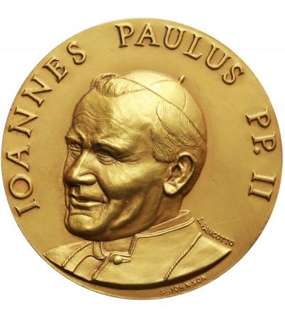 Belgia. Medal 1994, Jan Paweł II, pielgrzymka do Belgii 13-15 maj 1994