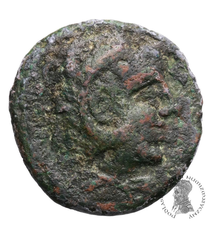 The Roman Republic. Caecilius Metellus, AE quadrans 194-190 BC. Rome mint