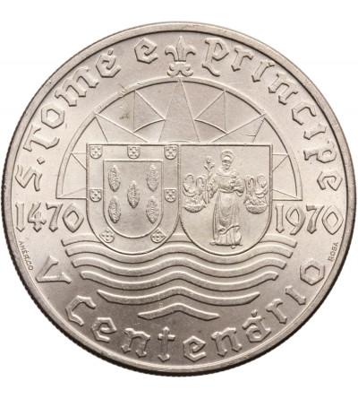 Saint Thomas $ Prince Island 50 Escudos 1970