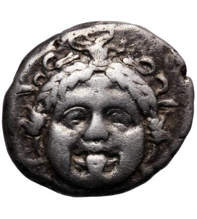 Grecja. Tracja, Apollonia Pantyjska (Apollonia Pontika). AR Drachma ok. 450-400 p.n.e.