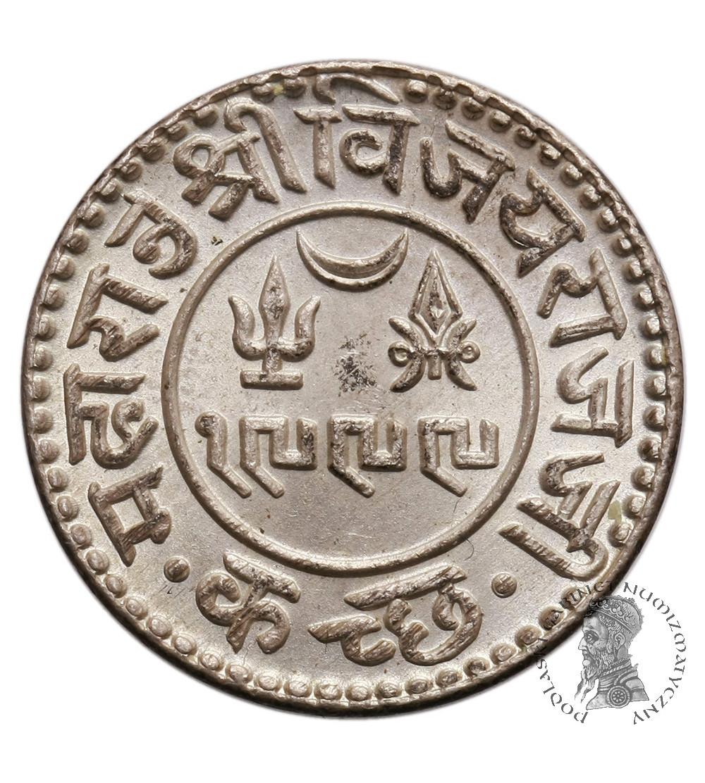 Indie - Kutch 1 Kori VS 1999 / 1943 AD, Vijayarajji 1942-1947 AD - Jerzy VI