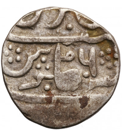 Indie - Datia (Brytyjski Protektorat). Rupia AH xxxx XVIII wiek, (niewidoczna data)