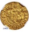 Poland. Stefan Batory 1576-1586, Ducat 1586 NB, Nagybanya