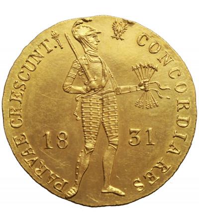 Polska. Powstanie Listopadowe. Dukat 1831, Warszawa