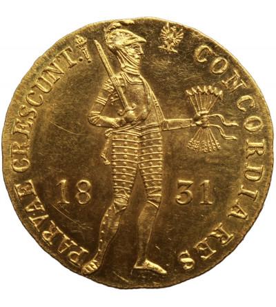 Poland.  Revolutions 1830-1831. Dukat 1831, Warsaw mint
