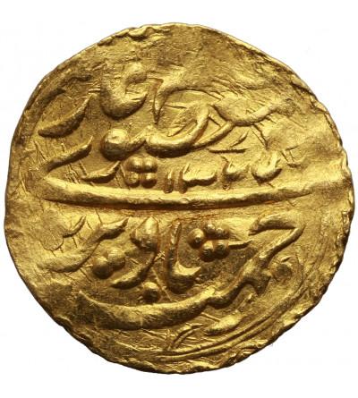 Bukhara AV Tilla AH 1328 / 1910 AD, Said Abd al-Ahad Khan