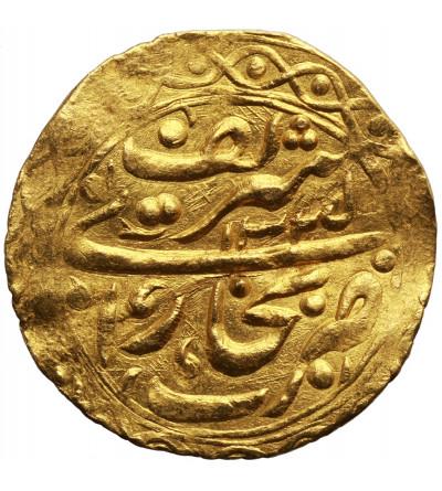 Buchara AV Tilla AH 1328 / 1910 AD, Said Abd al-Ahad Khan
