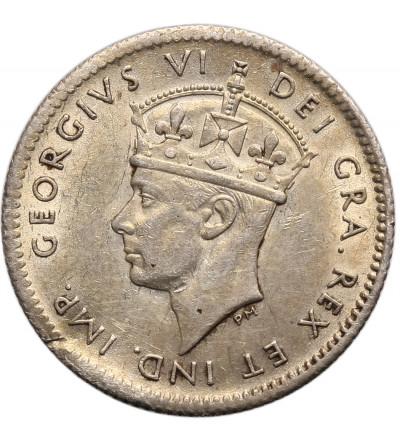 Nowa Funlandia 5 centów 1941 C, Jerzy VI