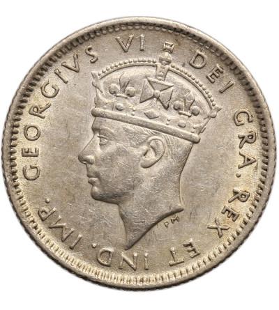 Nowa Funlandia 10 centów 1941 C, Jerzy VI