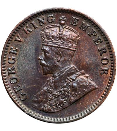 Indie - Sailana 1/4 Anna 1912, Jerzy V