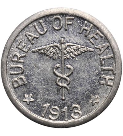 Filipiny 1/2 Centavo 1913, Culion - kolonia trędowatych