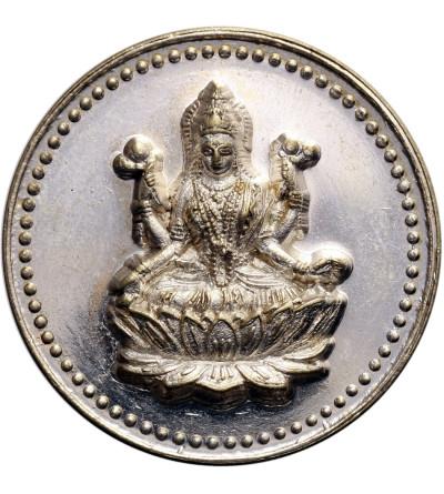 Indie. Hinduski medal (żeton) świątynny XX wiek