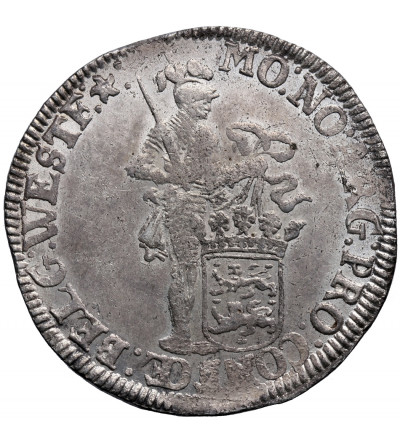 Niderlandy. Talar (Zilveren Dukaat) 1695, Fryzja Zachodnia