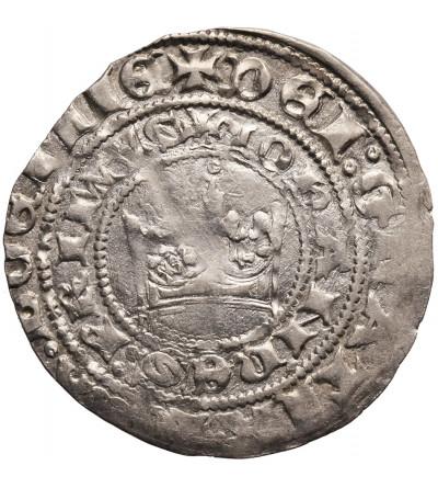 Czechy, Jan I Luksemburski 1310-1346. Grosz praski bez daty, Kutná Hora