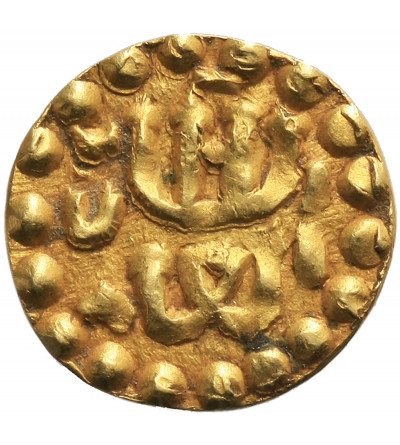 Indonezja - Sumatra, Sułtanowie Samudra-Pasai. AV Kupang (1/4 mas) bez daty (1297-1326 AD), Pasai, Sułtan Muhammed