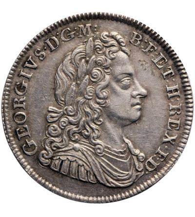 England / Great Britain. Silver medal  1714, Coronation of George I
