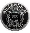 Wyspa Świętego Tomasza i Książęca, 5000 Dobras 1999, Millenium 2000