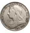 Wielka Brytania, 1 korona 1898 LXII, Wiktoria