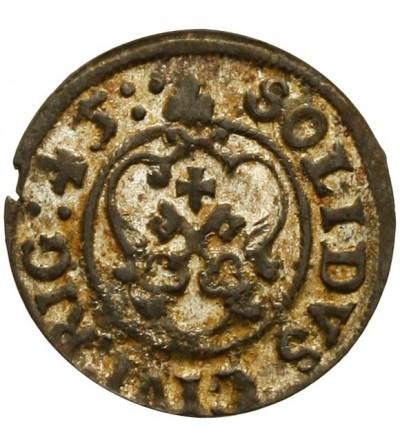 Ryga szeląg 1645, Krystyna