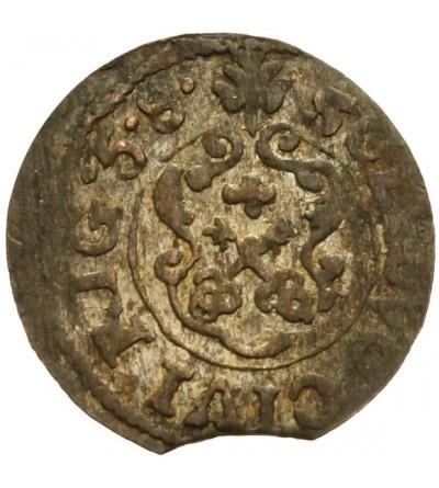 Ryga szeląg 1658, Karol X Gustaw