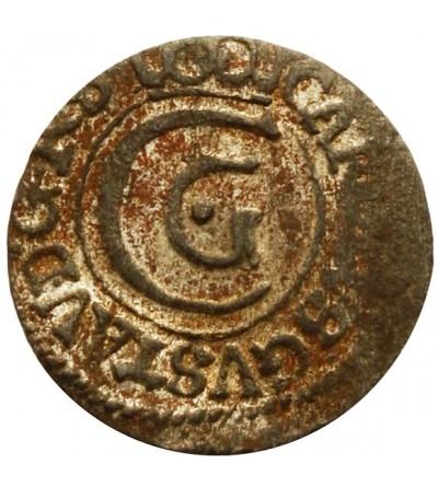 Ryga szeląg 1660, Karol X Gustaw