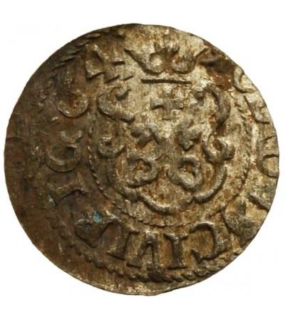 Ryga szeląg 1664, Karol XI