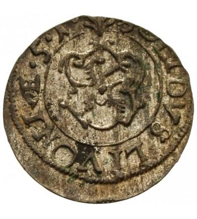 Liwonia szeląg 1651, Krystyna