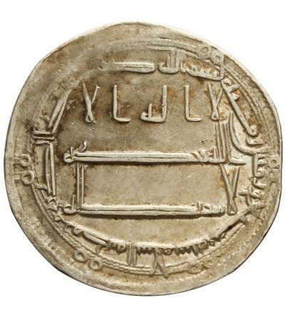 Abbasids, kalifat Abbasydów, dirhem 187 rok