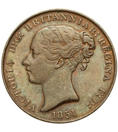 Jersey 1/13 szylinga 1851