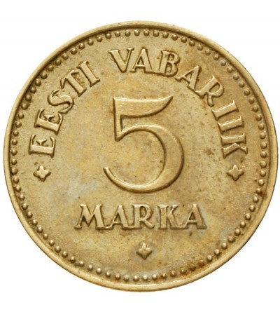Estonia 5 marek 1924
