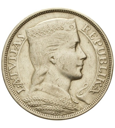 Łotwa 5 lati 1932